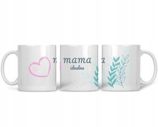 Kubek Dla MAMY na Urodziny Dzień Matki Mama Idealna
